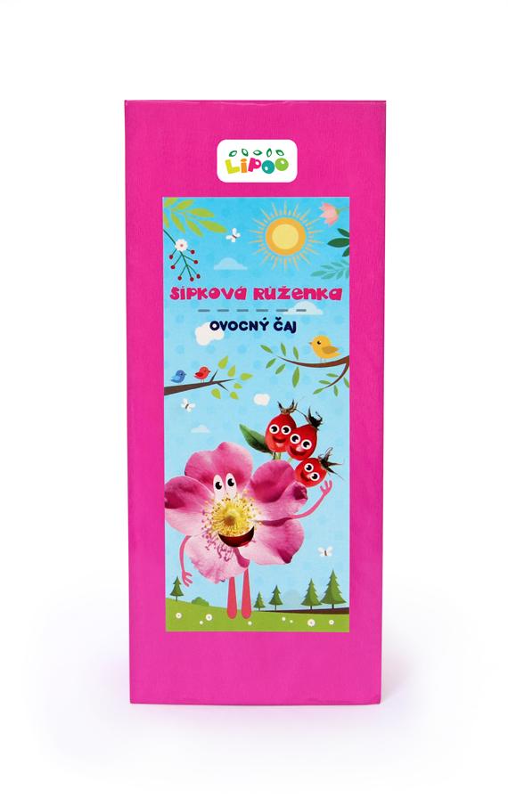 Čaj - Ovocný čaj - Šípková růženka