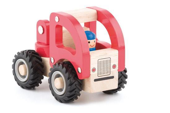 Dřevěné autíčko – Hasiči