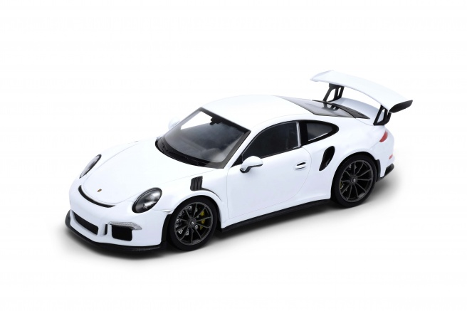 Welly Porsche 911 GT3 Cup model RC 1:24 bílý
