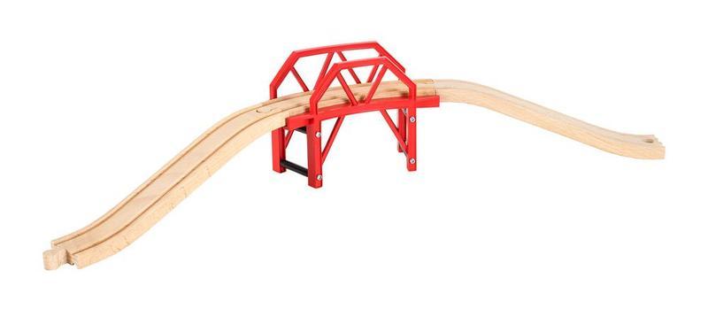 Brio Most v zatáčce