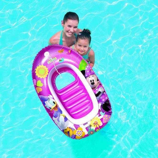 Nafukovací dětský raft - Minnie/Daisy