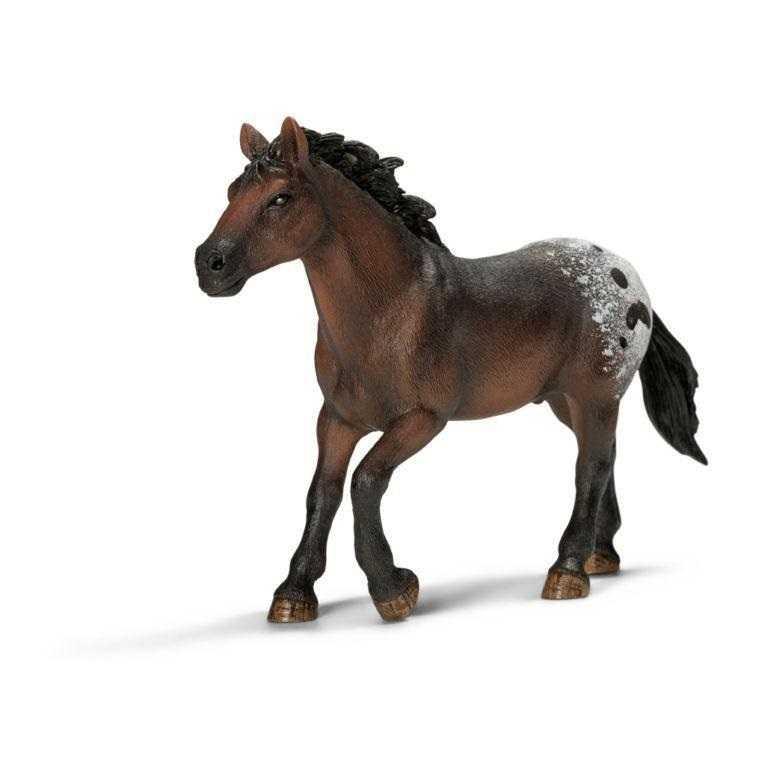 Zvířátka Schleich - kůň Appalosský