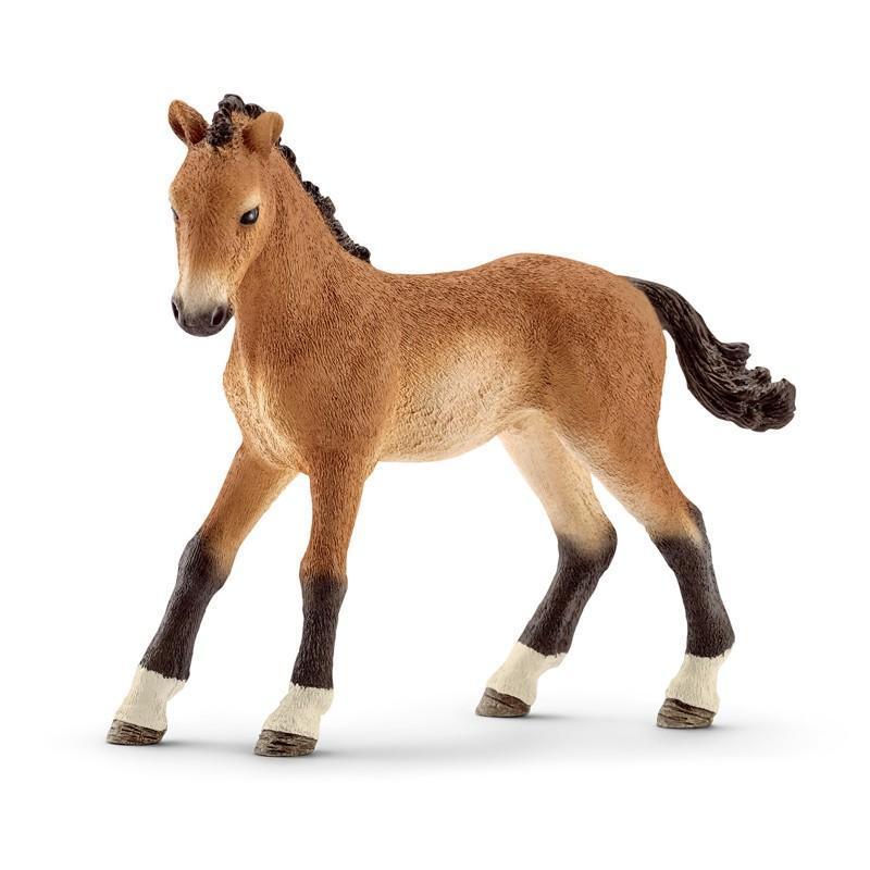 Koně Schleich - Zvířátko - hříbě jdoucí Tenesské