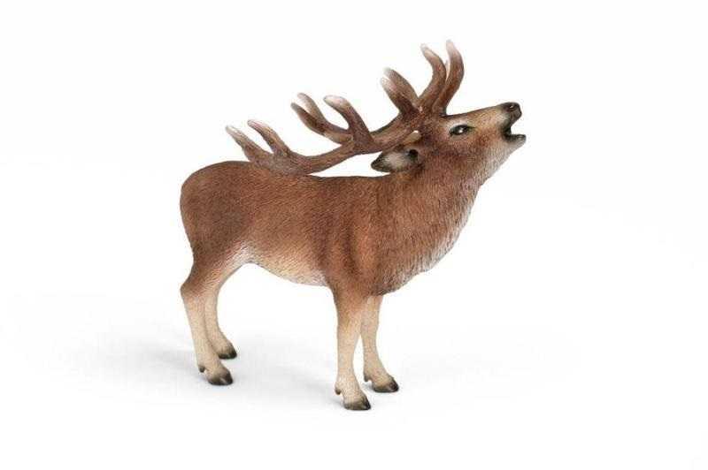 Zvířátka Schleich - jelen evropský