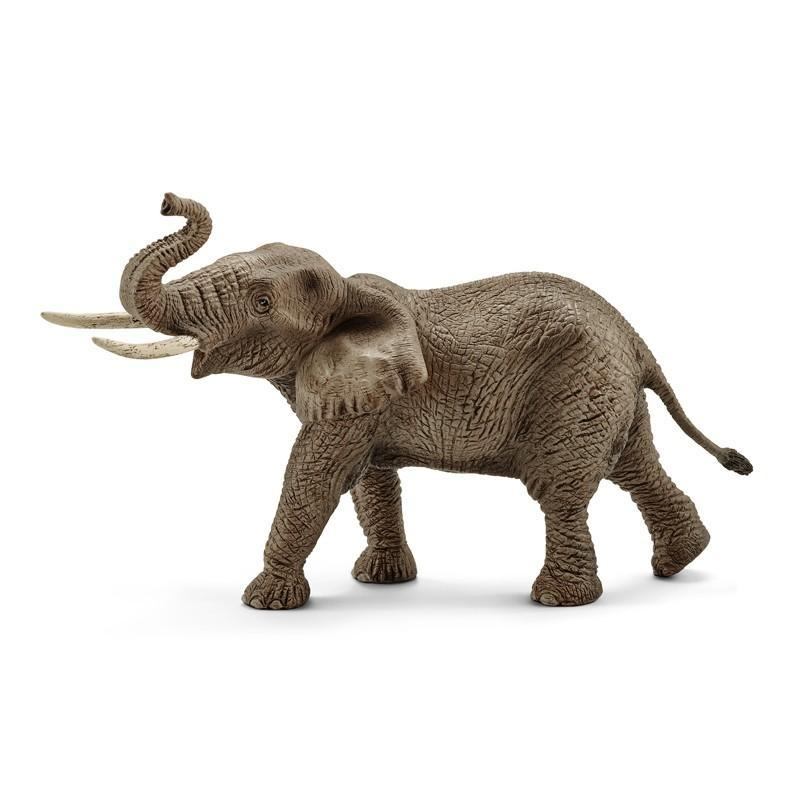 Schleich - slon africký samec