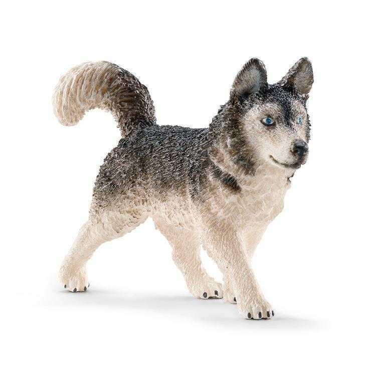 Zvířátka Schleich - pes Husky