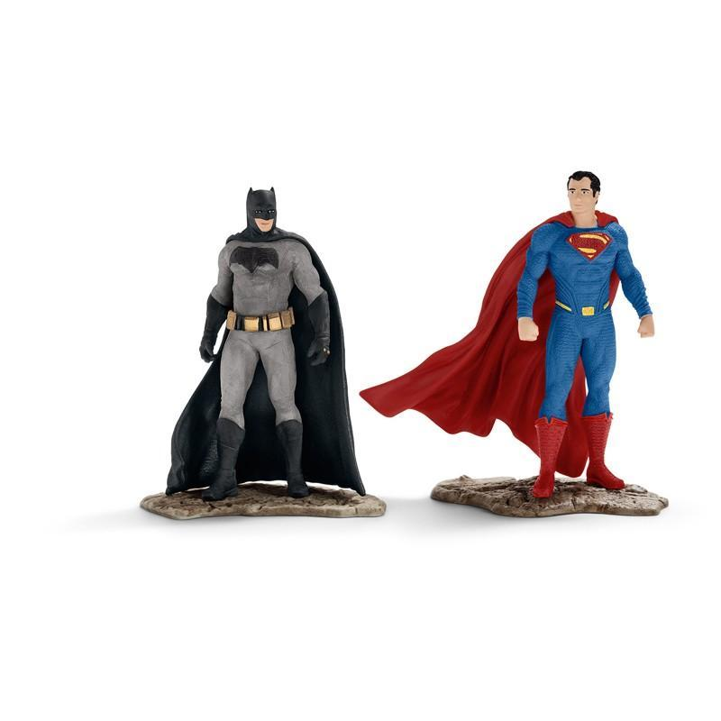 Schleich - Batman a Superman