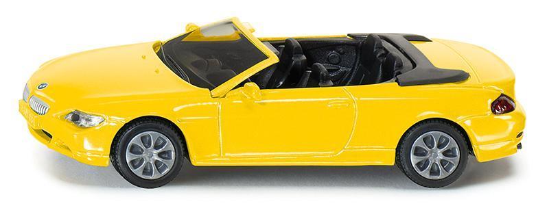 Siku Kovový model auta BMW 645i Cabriolet