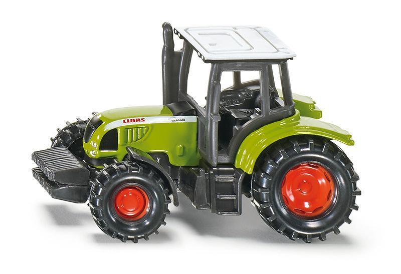 Kovový model - SIKU Blister - Traktor Claas Ares