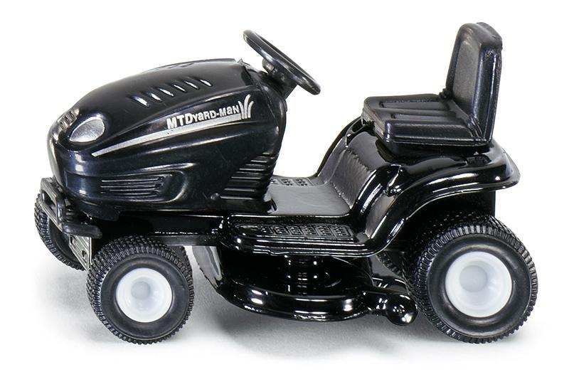 Kovový model - SIKU Blister - Žací traktor