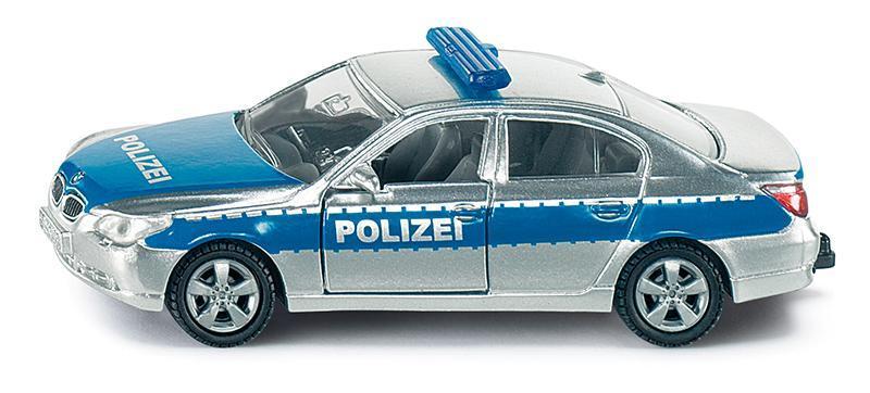 Kovový model auta - SIKU Blister - Hlídkový policejní vůz