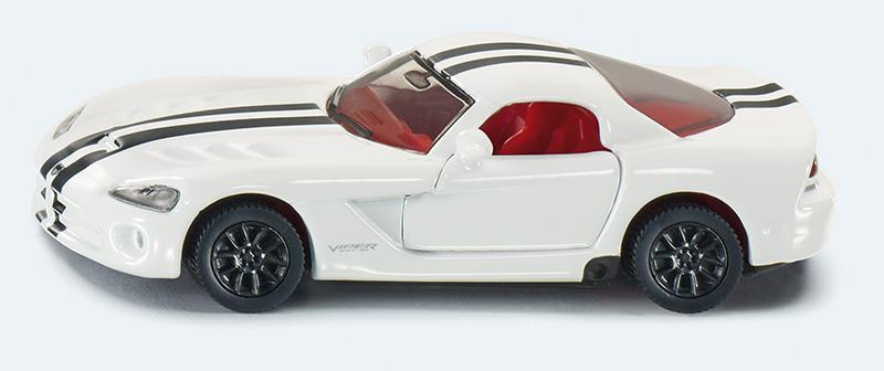 Kovový model auta - SIKU Blister - Dodge Viper