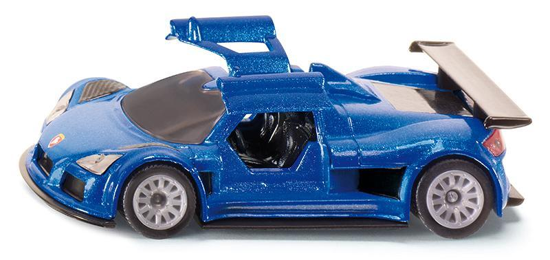 Kovový model auta - SIKU Blister - Auto Gumpert Apollo