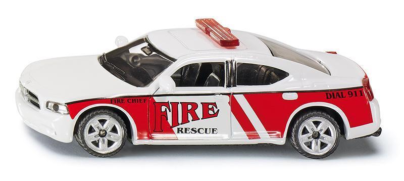 SIKU Blister - Auto velící jednotky amerických požárníků