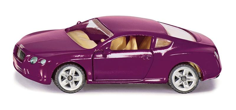 Kovový model auta - SIKU Blister - Bentley continental GT V8 S