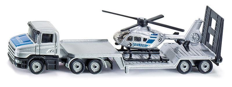 SIKU Blister - Podvalník s helikoptérou
