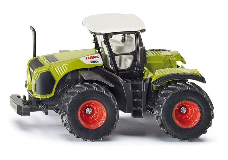Kovový model - SIKU Farmer - Traktor Claas Xerion 5000 1:87