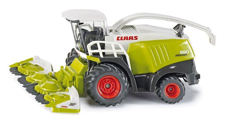 Kovový model - SIKU Farmer - Claas žací stroj 1:50