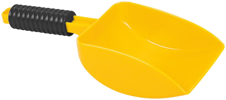 Lena Lopatka na písek stavební žlutá
