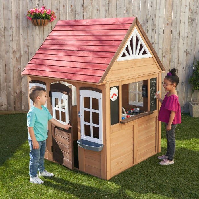 KidKraft Dřevěný domeček Fairmeadow