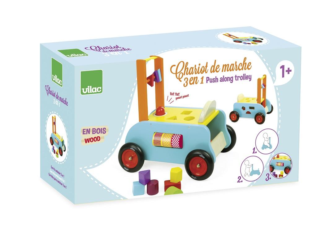 Vilac Multifunkční vozítko