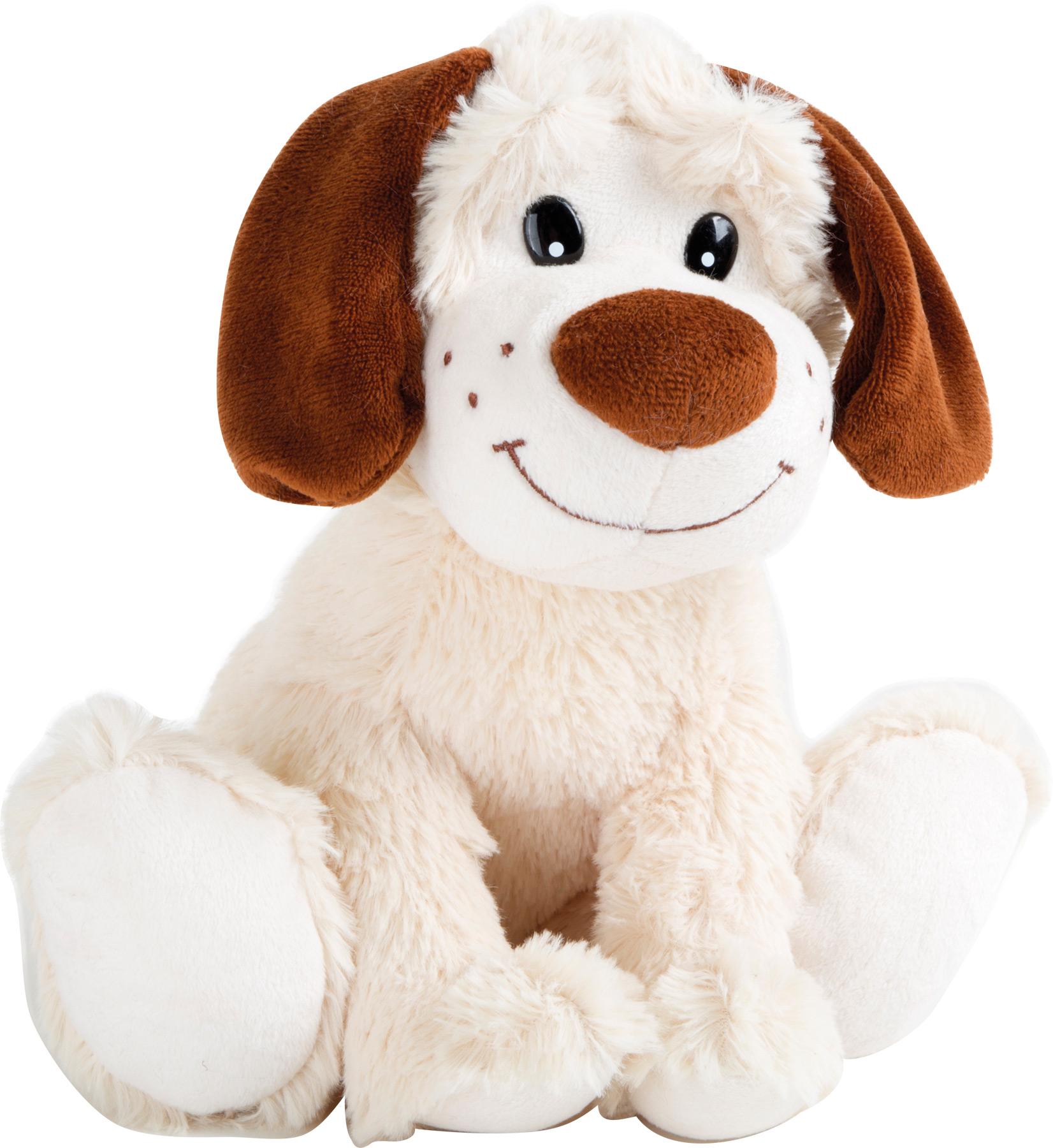 Small Foot Plyšové bílé štěně