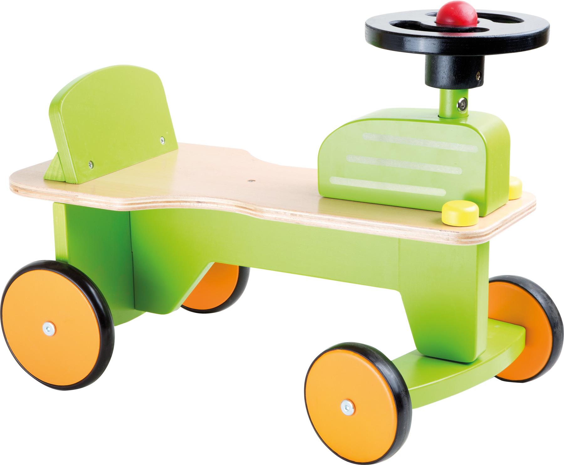 Small Foot Dřevěné odrážedlo traktor