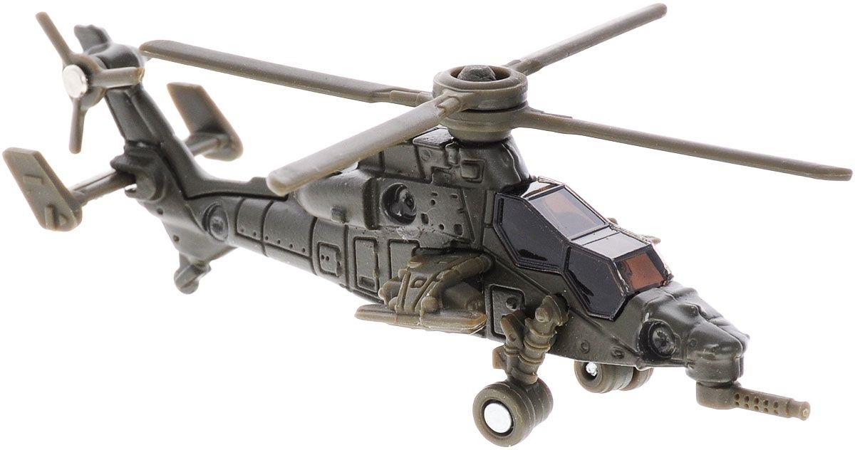 Kovový model - SIKU Blister - Bitevní vrtulník