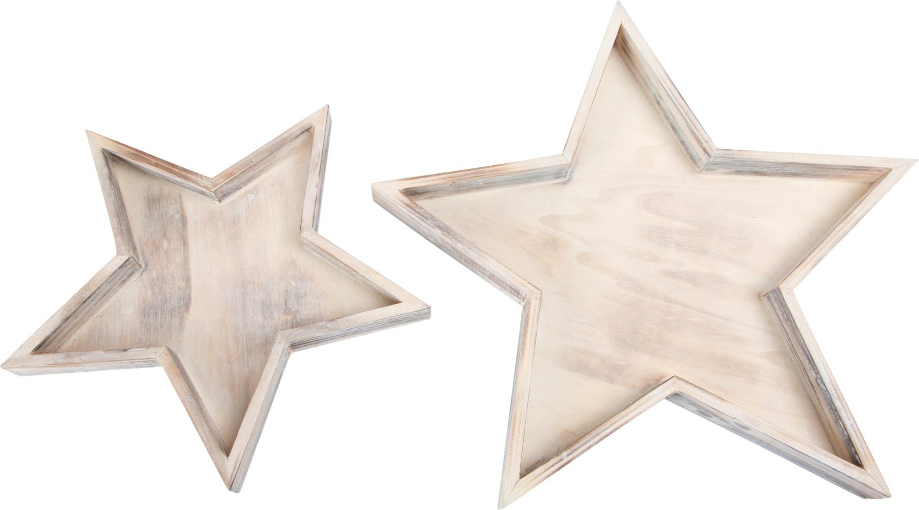 Small Foot Dekorace hvězdy set 2