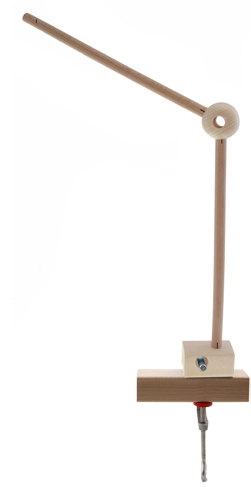 Hess Mobilní držák přírodní