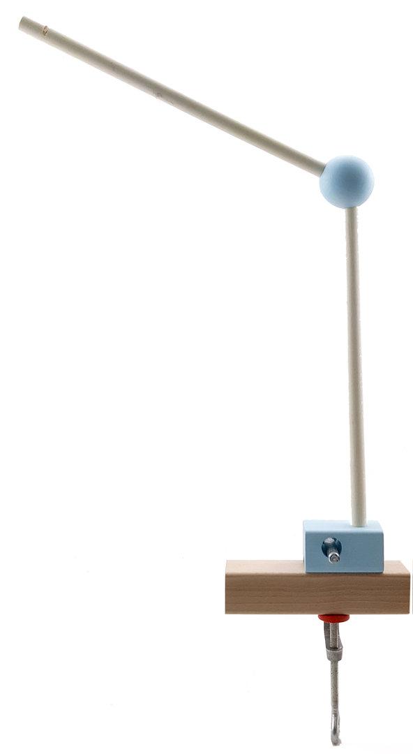 Hess Mobilní držák modrý