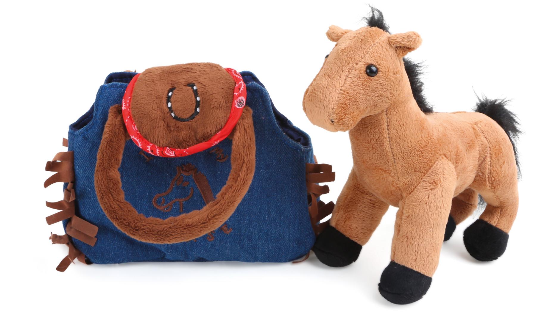 Dětská kabelka - Koník v kabelce Western