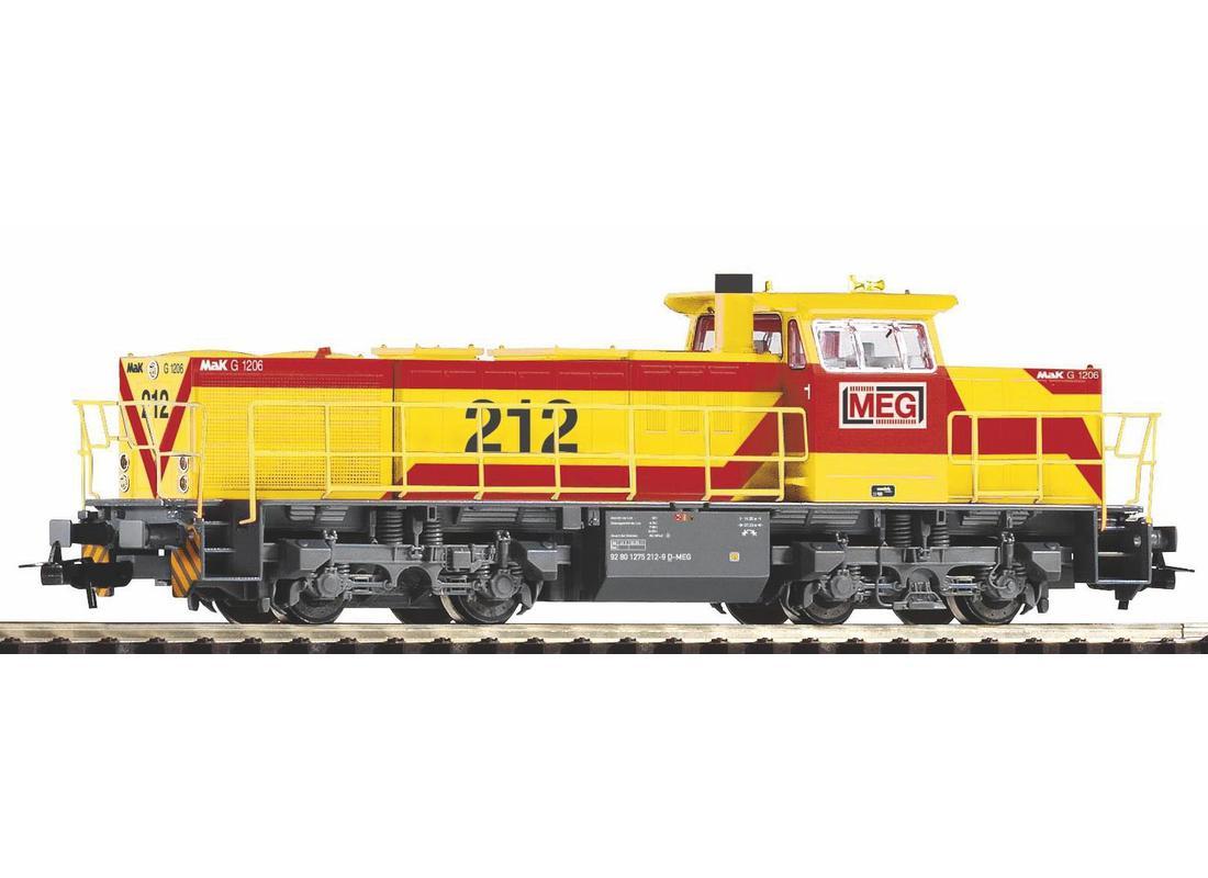 Piko Dieselová lokomotiva G 1206 MEG VI - 59496