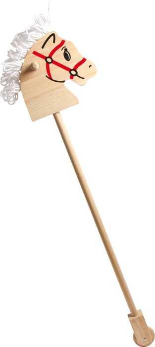Small Foot Dřevěný koníček na tyči