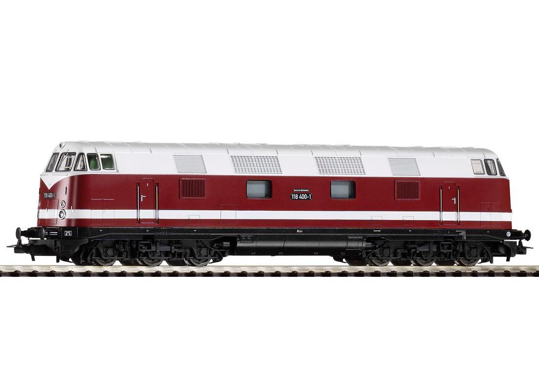 Piko Dieselová lokomotiva BR 118.4 (V 180) s 6 nápravami DR IV - 59580