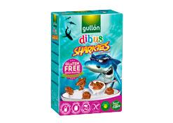 Bezlepkové sušenky Sharkies