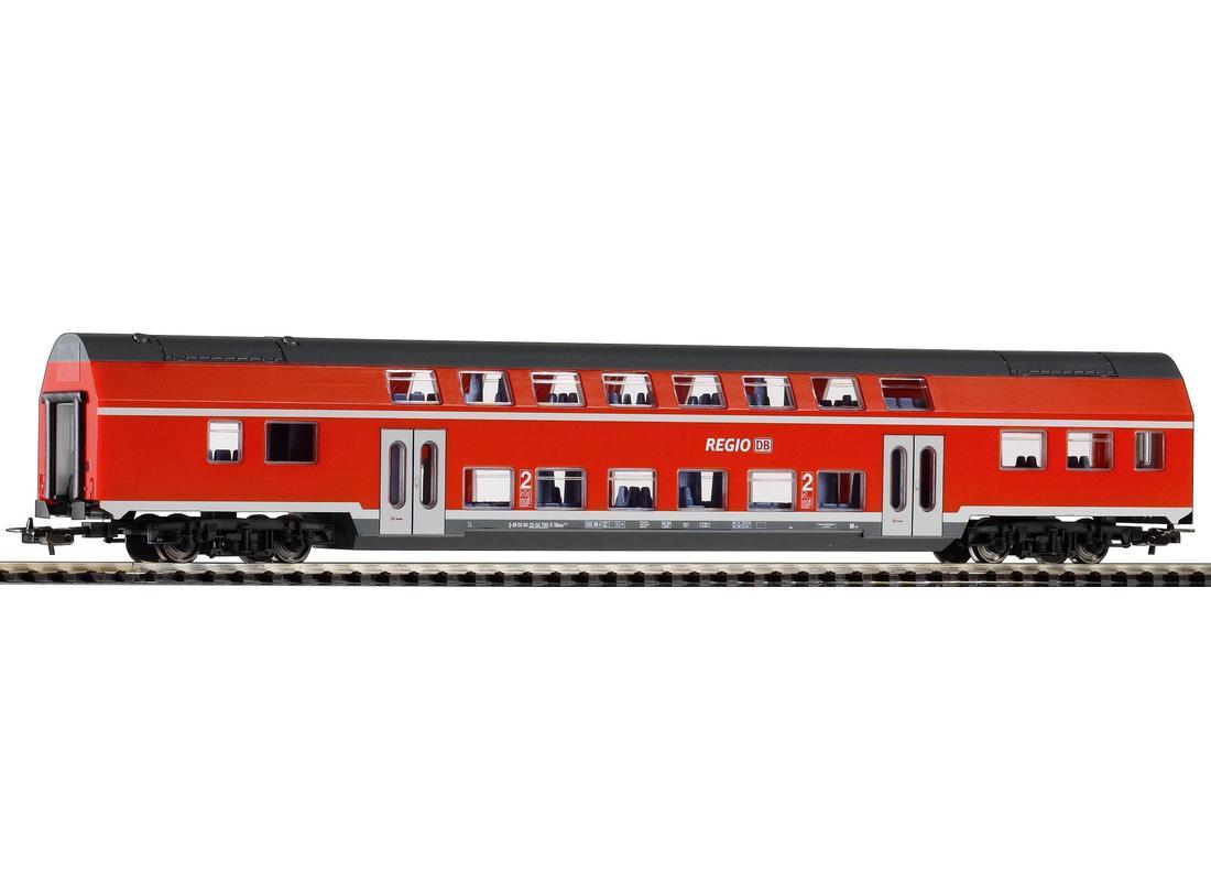 Piko Osobní vagón dvoupatrový DBuz747 DB Regio VI - 57620