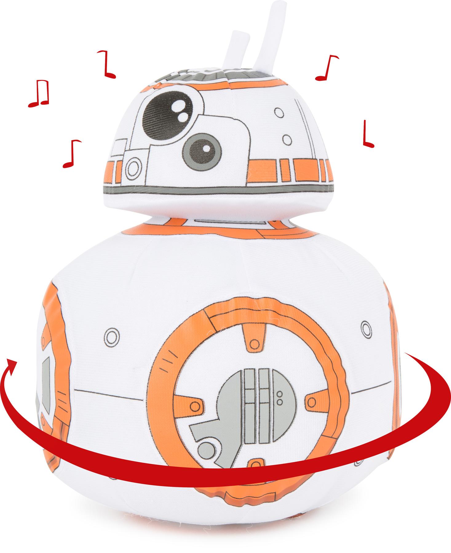 Star Wars plyšový BB-8 se zvukem
