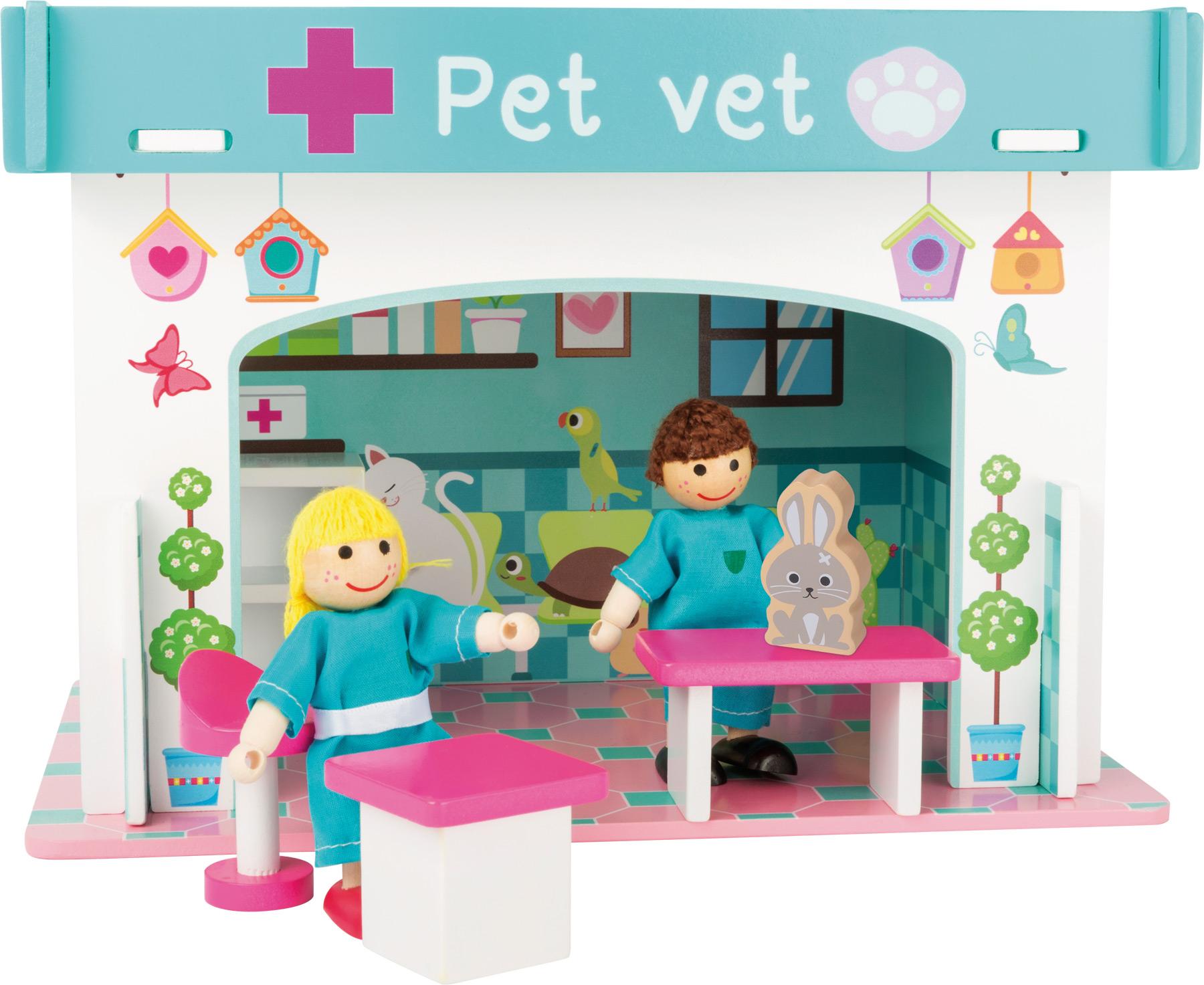 Small Foot Veterinární klinika s příslušenstvím