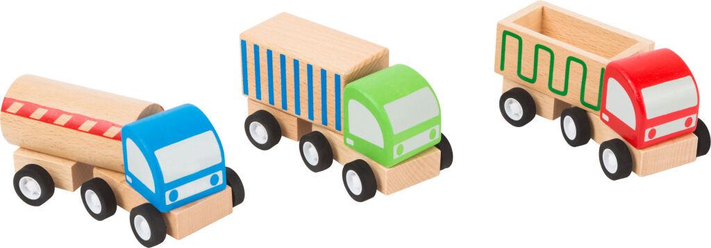 Small Foot Dřevěný náklaďák 1 ks