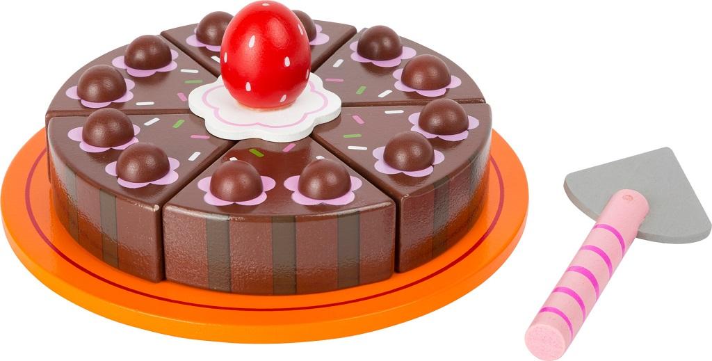 Small Foot Čokoládový dort