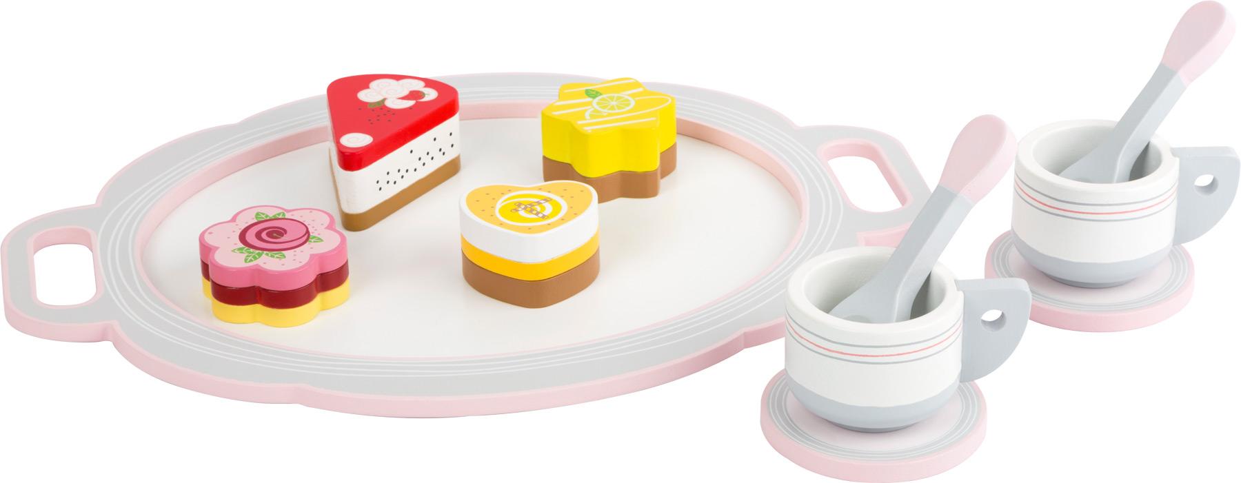 Small Foot Kávový set s dortíčkami