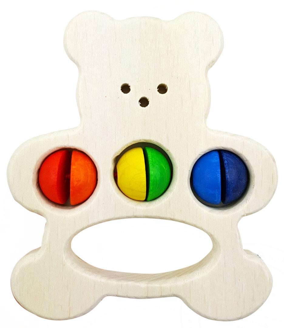 Hess Chrastítko medvěd