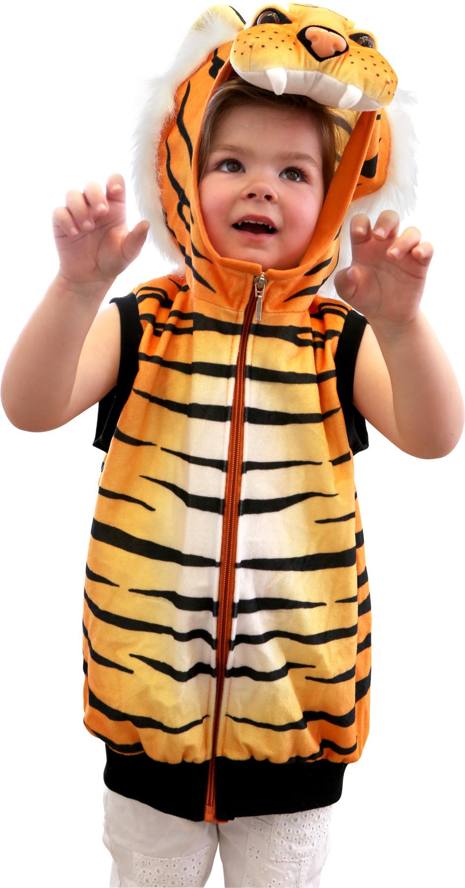 Small Foot Kostým tygr