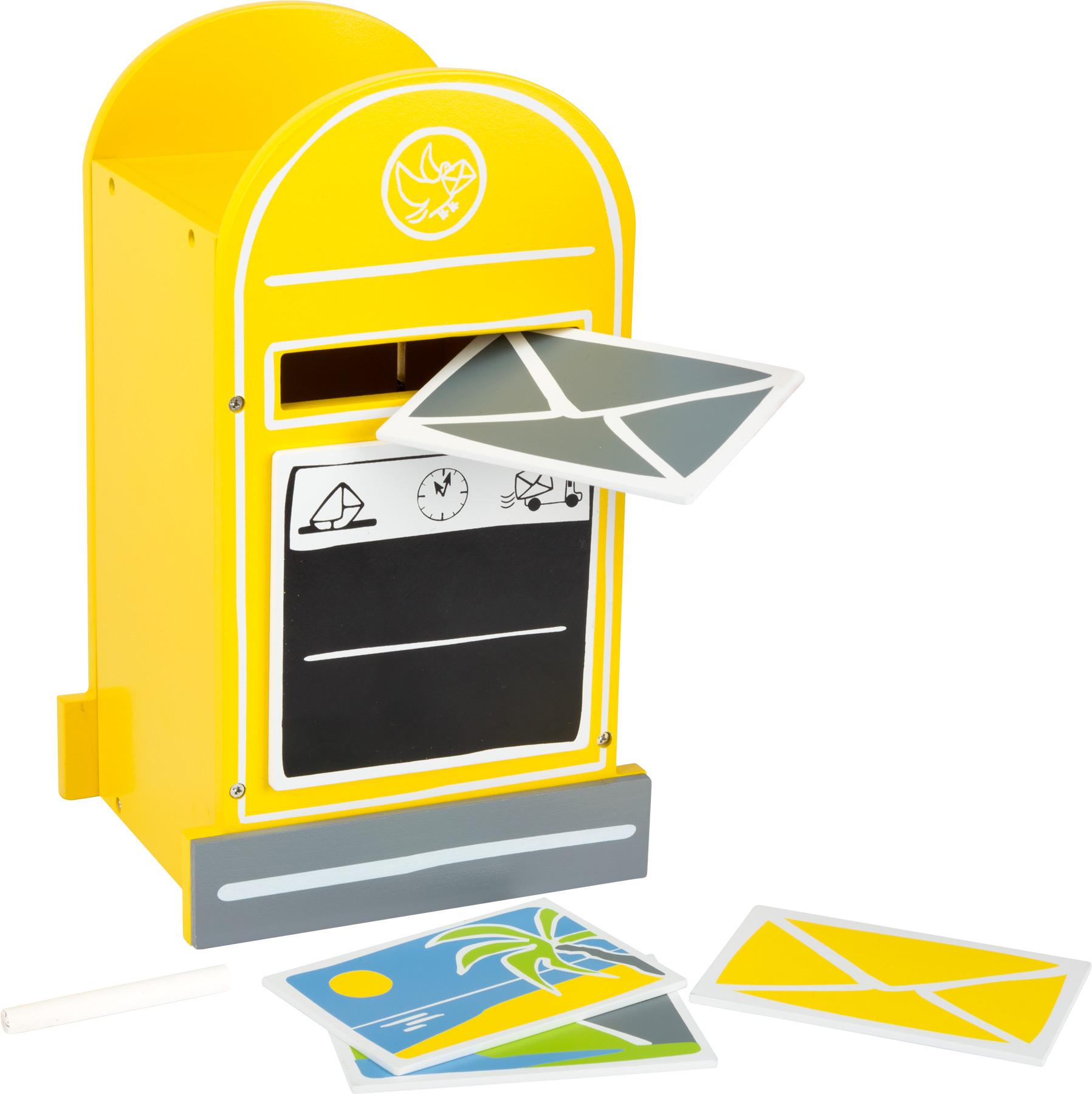 Small Foot Poštovní schránka s dopisy