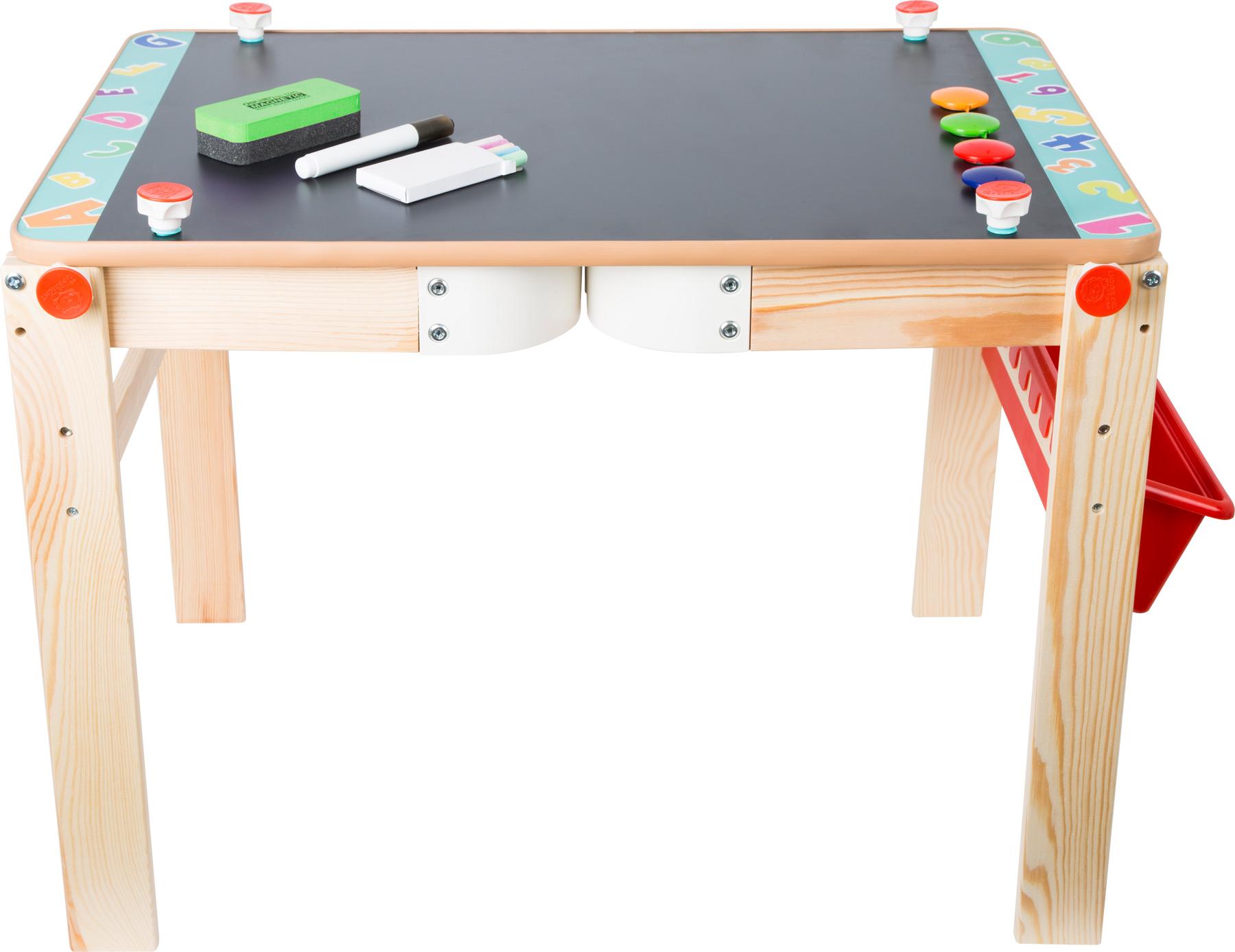 Small Foot Dřevěná tabule 2v1
