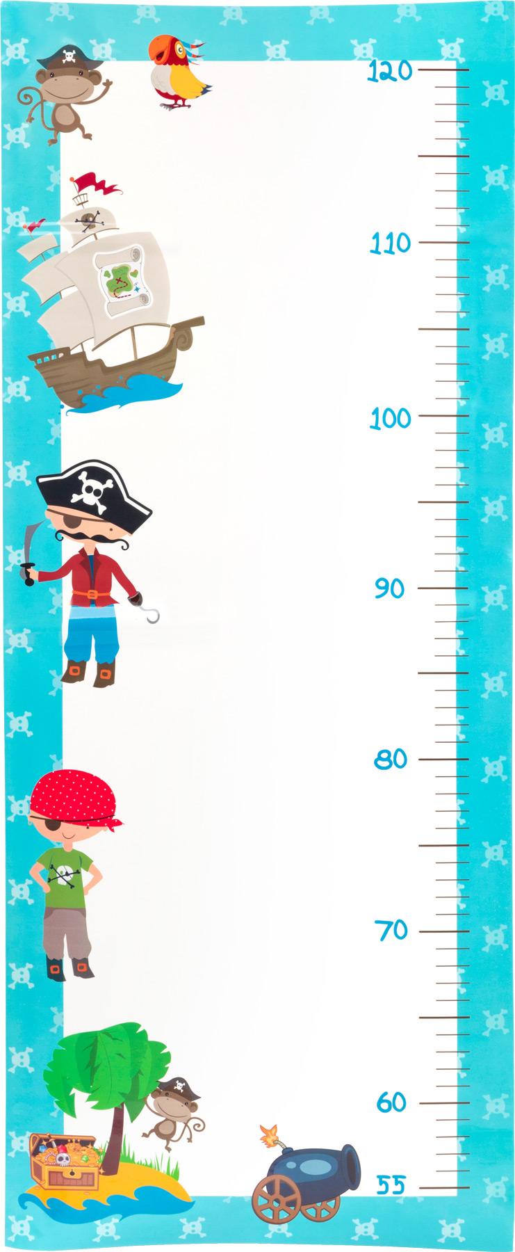 Small Foot Měřící metr piráti