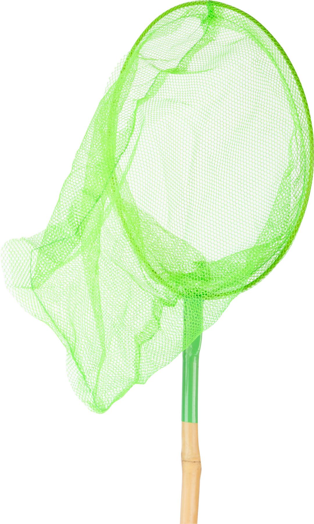 Small Foot Síťka na motýly dlouhá 1ks zelená