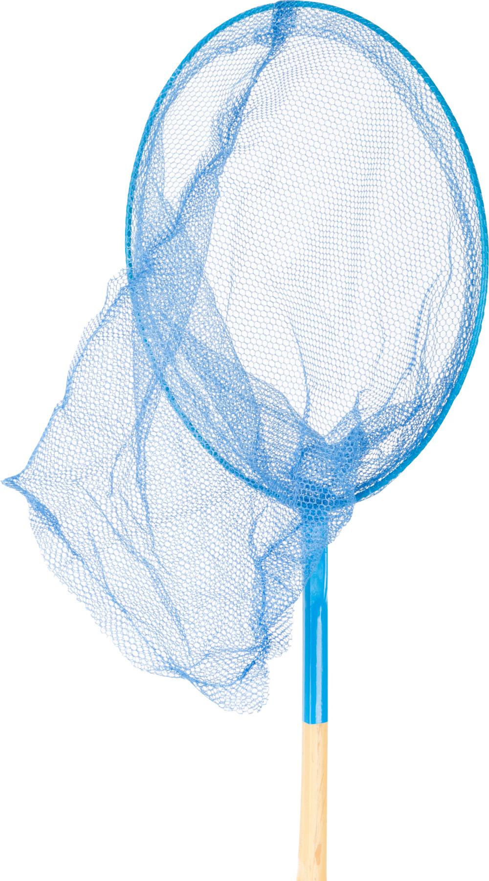 Small Foot Síťka na motýly dlouhá 1ks modrá