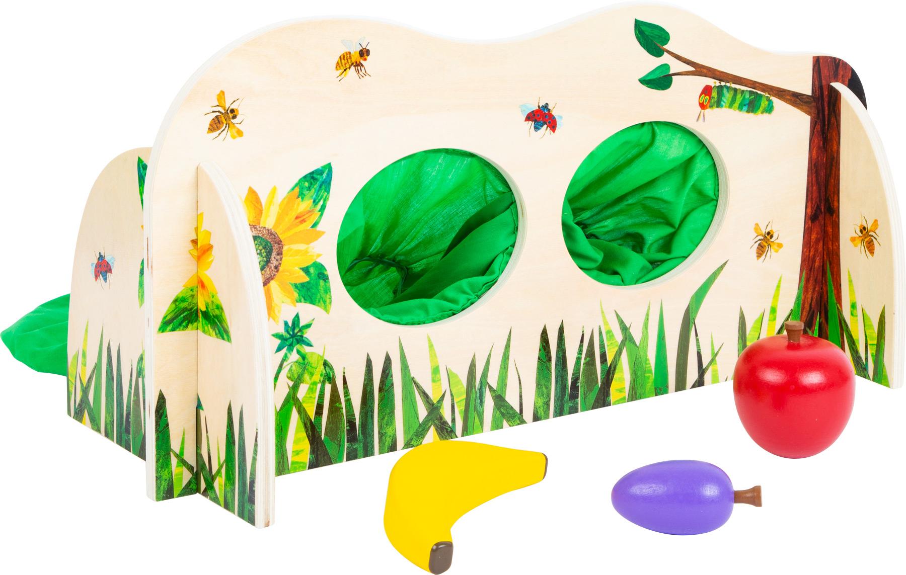 Small Foot Hmatací hra Caterpillar